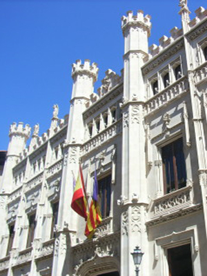 City Hall in Palma