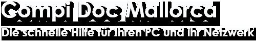 Compi Doc Mallorca - Die schnelle Hilfe für Ihren PC und Ihr Netzwerk